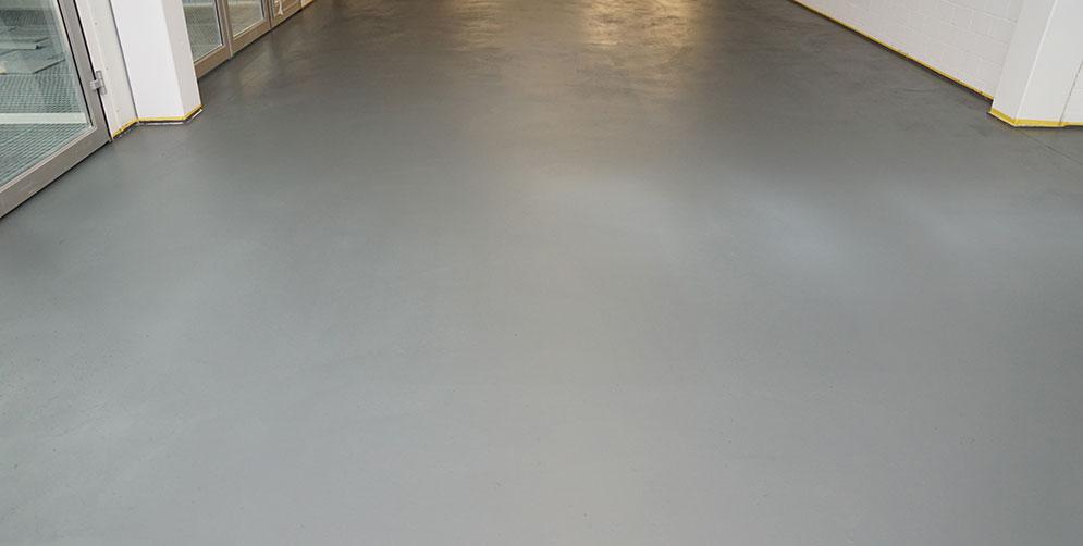 Betonboden Reinigen betonboden schleifen und schützen cartec hofwiesenstrasse rümlang
